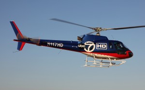 US Helicopters AS350B2