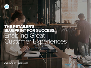 Netsuite Retailers Blueprint for Success