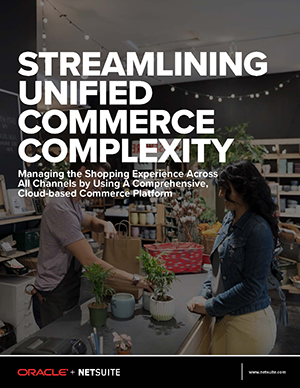Streamlining Unified Commerce Complexity White Paper Cover