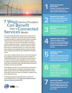 7 Benefits of Connected Services
