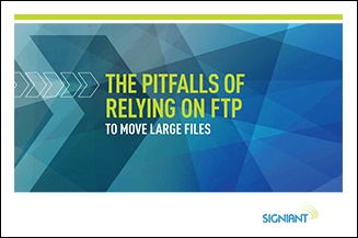 7 Pitfalls of Relying on FTP to Move Large Files eGuide