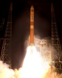Launch of Alliance Delta IV vehicle May 24, 2013